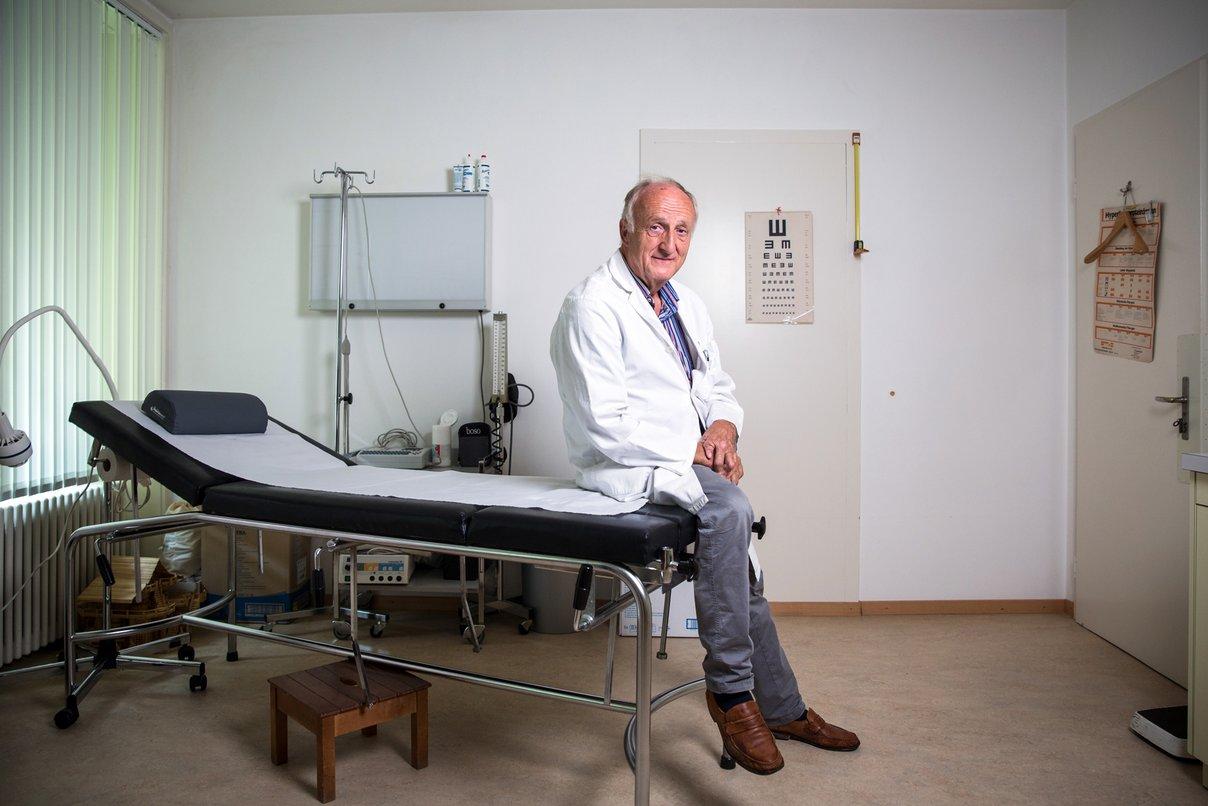 Guter Arzt Wird Angegeilt